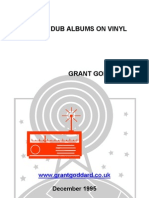 'Dub Albums On Vinyl' by Grant Goddard