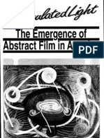 Articulated Light; The Emergence of Abstract Film in America