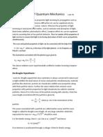 Quantum Mechanics Repair