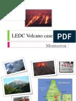 LEDC Volcano Case Study