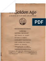 1930-1934 Golden Age Text
