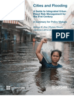 Cities and Flooding Summary for Policy Makers