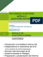 Módulo Auditoría Interna-SC-2