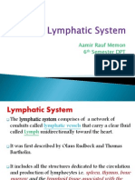 Lymphatic System 2007 Pps