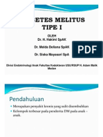 Mk End Slide Diabetes Melitus Tipe 1
