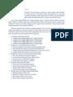 Prediksi Soal UN BI SD 2012 Paket 1