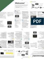 Sierra 4G LTE Tri-Fi Hotspot GSP(3.30.12) Quick Start Guide