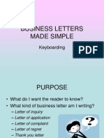 Business Letters Power Point Presentation 1205268709446738 3