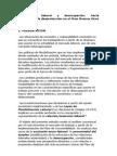 Precariedad laboral y desocupación Bue4nos Aires S Tissera