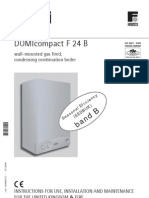 Ferroli Do Mi Compact F24B Installation Manual 47 267 37