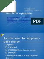 Presentazione Bambino Spaesato - Morelli