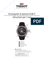 Manuale orologio TISSOT