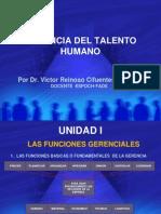 GERENCIA DE TALENTO HUMANO
