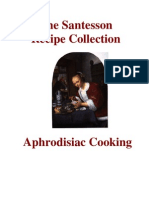 Santesson Recipe Collection Aphrodisiac Cooking