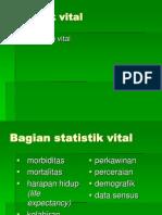 Statistik Vital