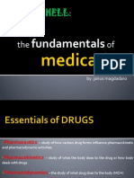 Fundamentals of Medication