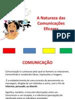 A Natureza das Comunicações Eficazes