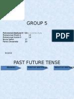 Simple Past Future