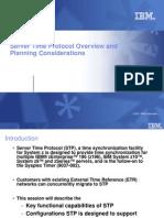 STP Planning Considerations - December 12 2011