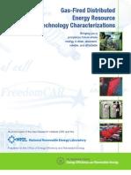 NREL DG Technologies
