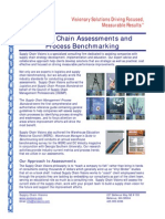 SCV Supply Chain Assessments & Bench Marking 10-07 V2