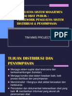 Framework SOP Distribusi