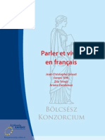 Jean-Christophe Giraud - Parler Et Vivre en Francais (2006, 157 Oldal)