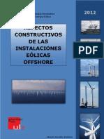 ASPECTOS CONSTRUCTIVOS DE LAS INSTALACIONES EÓLICAS OFFSHORE