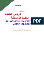 Ibn Teymiyye - ŞERHU AKİDETU'L VASITIYYE