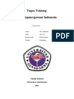 Tugas Softskill tentang Kewarganegaraan Republik Indonesia