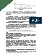 Historia de La Antropologia M.harrIS TEMA 8