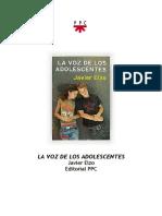 Dossier de La Prensa Voz Adolescentes
