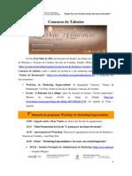 EHTC-programa do workshop genios da restauração