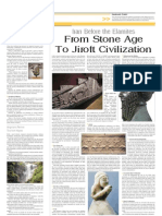 From Stone Age to Jiroft Civilisation