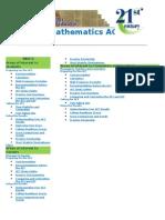 Mathematics ACT Guide-Rev