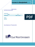 IPO Process in Bangladesh