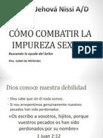 CÓMO COMBATIR LA IMPUREZA SEXUAL