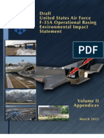 F-35 Environmental Impact Study - Volume II