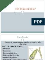 Vias Biliares Clinicas Qx
