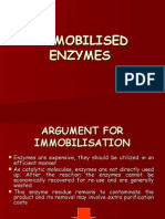 Imobilized Enzyme Bt
