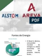 Alstom & Areva