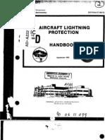 Aircraft Lightning Protection Handbook DOT FAA CT 89 22