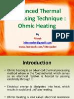 Ohmic Heating