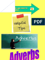 Power Point Now Think Adverbs