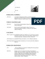 CV Míriam Fèlix