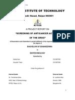 Final Anti Screening Drug 3 Document