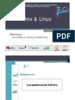 ChapitreIII Unix Linux