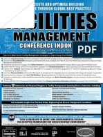 Facilities Management Conference Indonesia