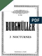 IMSLP114221-PMLP29511-Bergmuller 3 Nocturnes Cello Piano