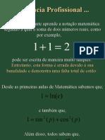 matematica sofisticada